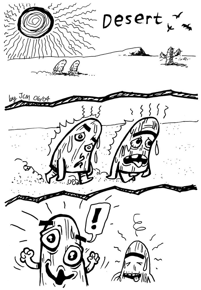 The Banana Bros: Desert