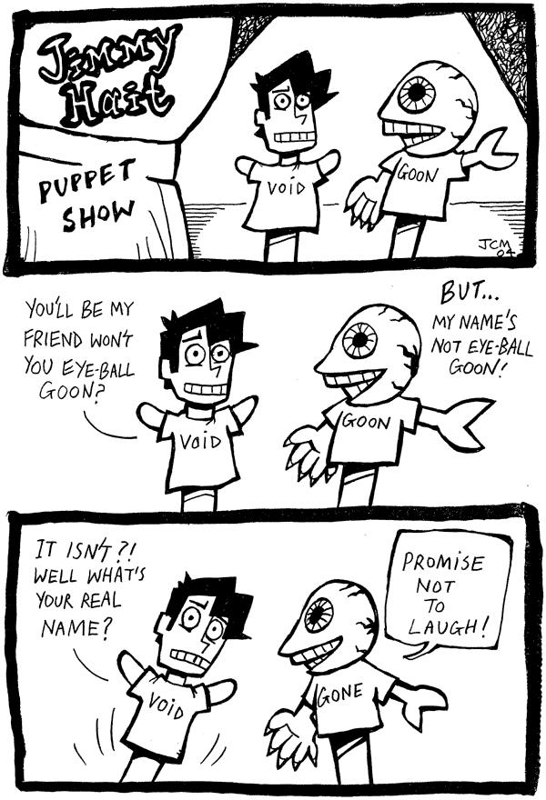Jimmy Hait: Puppet Show