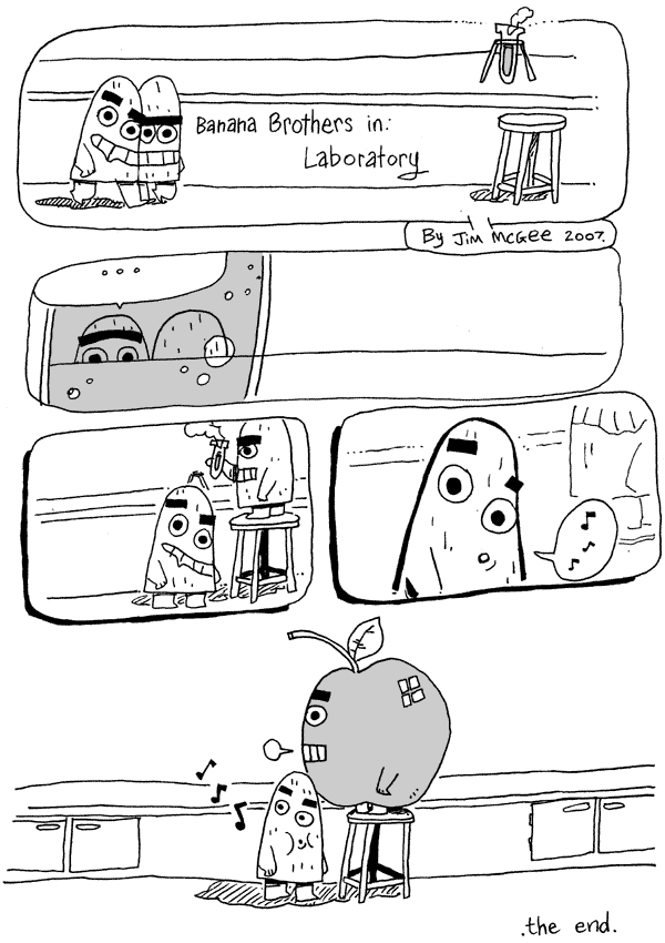 The Banana Bros: Laboratory