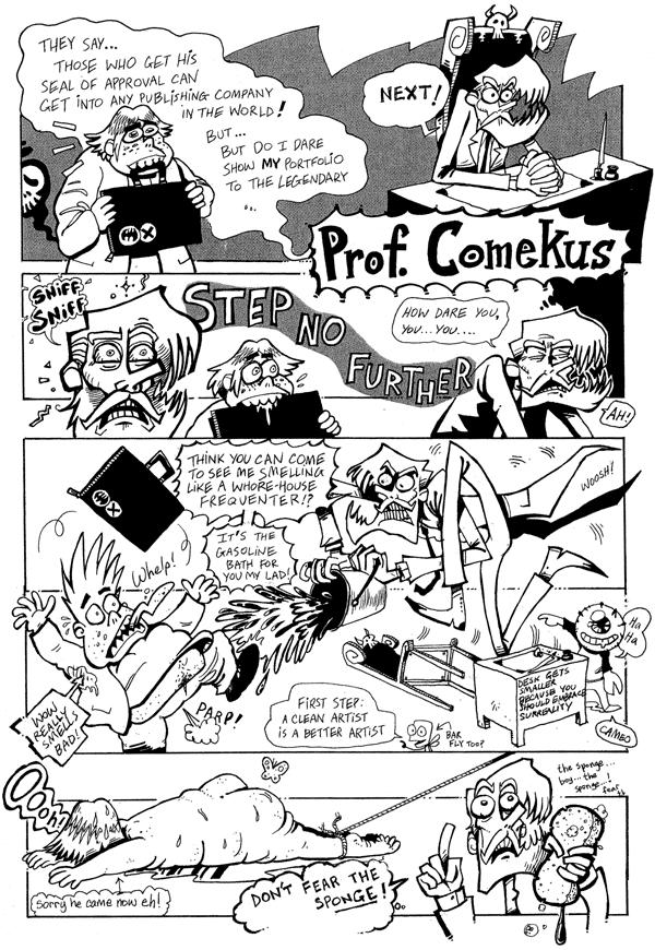 Prof. Comeckus