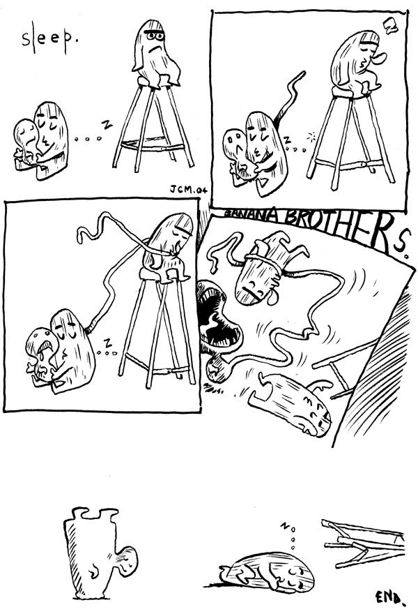 The Banana Bros: Sleep