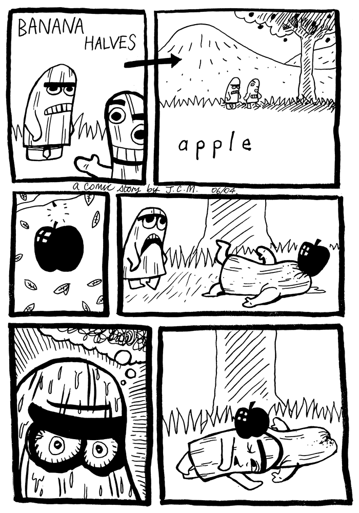 The Banana Bros: Apple